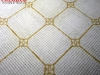 classic & waterjet stone mosaic bathroom floor