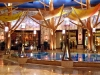 Mohegan Sun fountain, glass & agate mosaic