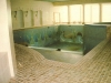 glass whole-tile mosaic pool