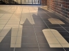 Revere School - waterjet porcelain